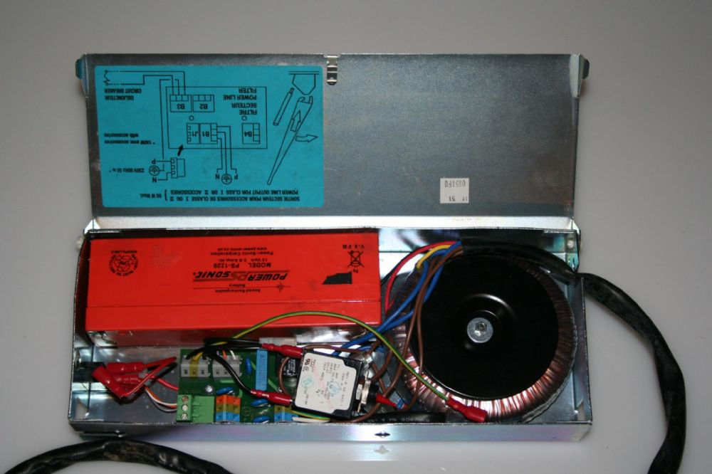 Portalp Battery Unit